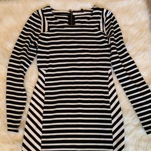 Lucca Couture black and white dress Size M